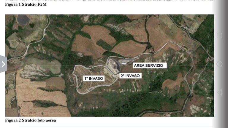 L'Osservatorio Atriano continua la sua lotta contro l'ampliamento della discarica Santa Lucia