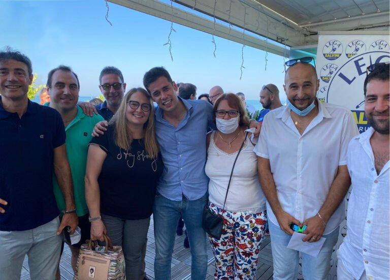 Tra i nuovi ingressi in Lega Abruzzo, anche due consiglieri di Pineto