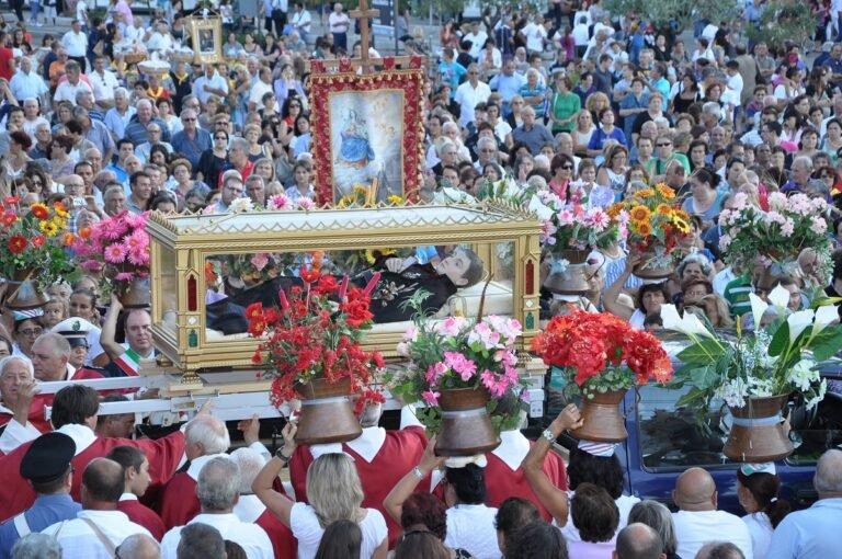 Isola del Gran Sasso: il programma della festa di San Gabriele