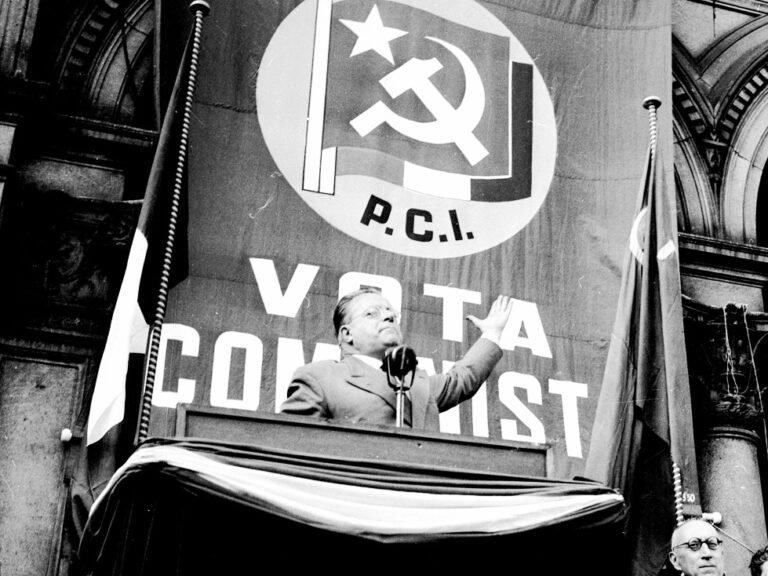 Teramo, Rifondazione Comunista ricorda Togliatti e invita a votare No al referendum