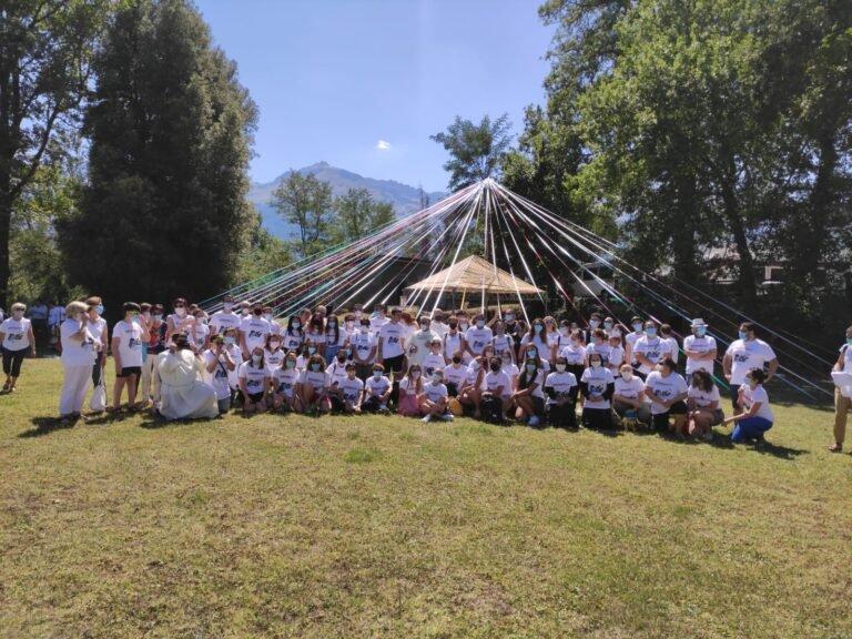 Santuario di San Gabriele: si conclude la #Virtualtend con 150 giovani FOTO