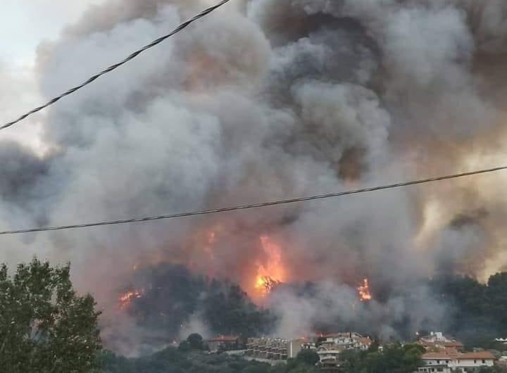 Pescara, la Procura indaga sull'incendio a San Silvestro: ipotesi rogo di sterpaglie