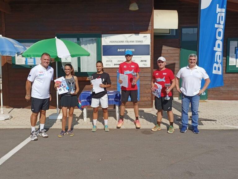 Kinder Tennis Trophy 2020: tutti i vincitori