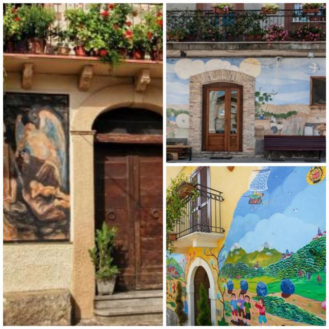 Atri, Tossicia e Treglio uniti nel progetto 'Paesi Dipinti': l'arte è la chiave dello sviluppo