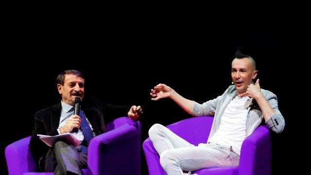 Arturo Brachetti incontra il pubblico a Vasto in una serata speciale, il trasformista ci svela l'evento