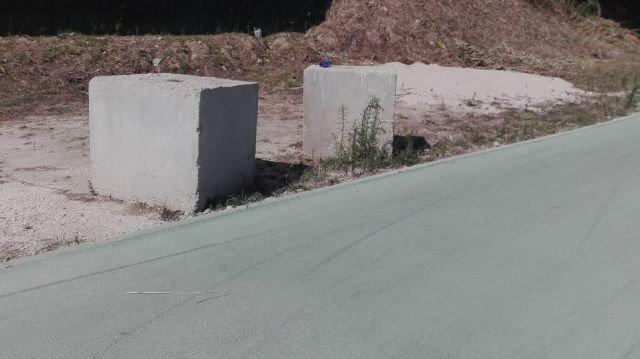 Atti vandalici sulla via Verde dei Trabocchi