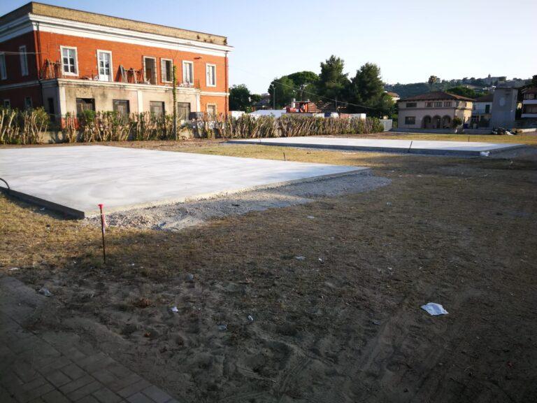 Giulianova, cemento al Parco Chico Mendes e verde: lettera aperta de Il Cittadino Governante