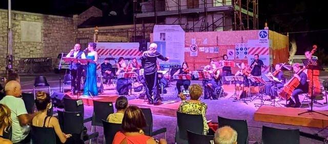 Francavilla, tanti applausi per il concerto dedicato a Francesco Paolo Tosti