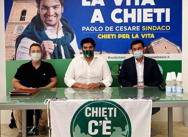 Elezioni Chieti, il Movimento Animalista al fianco di Paolo De Cesare