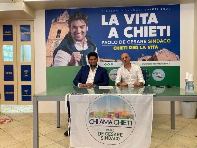 Elezioni Chieti, il maestro Michele Di Toro si candida al fianco di Paolo De Cesare