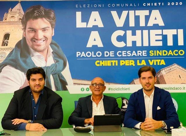 Elezioni Chieti, De Cesare: 'Apriremo uno sportello comunale di consulenza gratuita le startup'