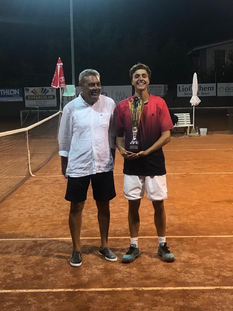 Roseto, Tommaso Compagnucci è Campione Torneo Nazionale Open Bartolacci