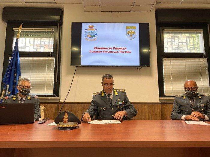 Pescara, frode da 82 milioni di euro su vendita carburanti: 56 indagati e ingenti sequestri
