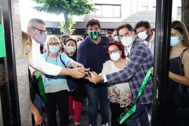 Paolo De Cesare inaugura la sede elettorale di Chieti Scalo e svela alcuni macrotemi del suo programma