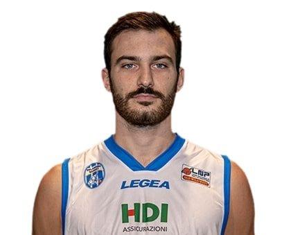 Basket, Roseto pesca ancora in A2: arriva Lucarelli, ex capitano di Capo d'Orlando
