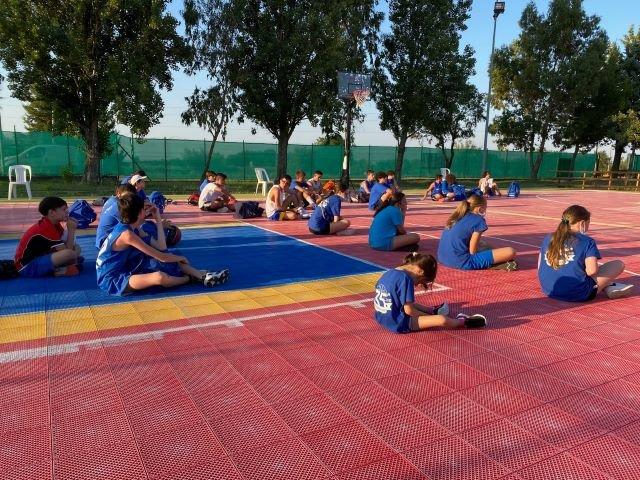 Gran galà Azzurra Basket Lanciano scuola estiva