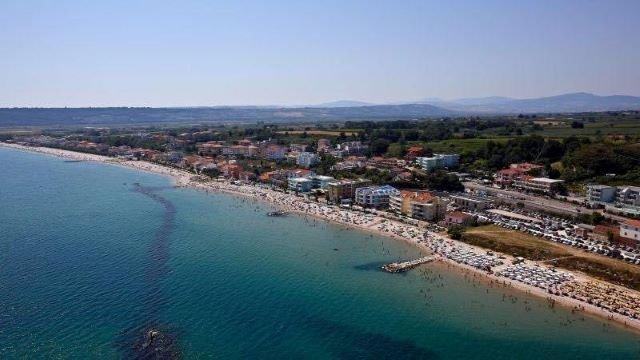 La analisi dell'Arta Abruzzo confermano l'ottima salute del mare di Fossacesia