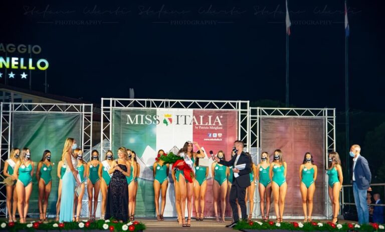 """Miss Abruzzo: a Tortoreto """"trionfa"""" Anastasia Di Pietro FOTO"""