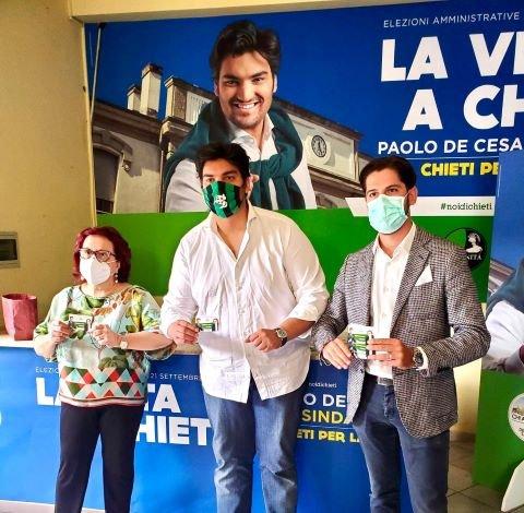 Elezioni Chieti, Gabriella Ianiro scende in campo a sostegno di Paolo De Cesare
