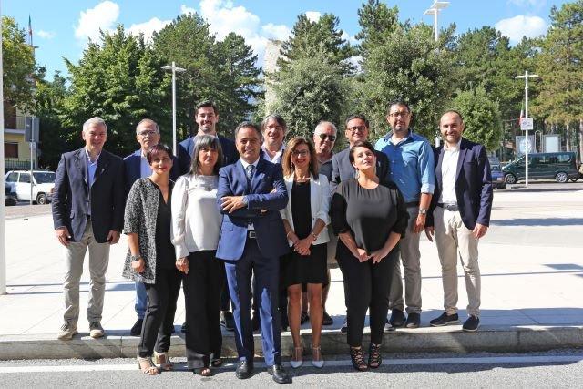 Presentati i candidati consiglieri della lista Progetto Per Guardiagrele