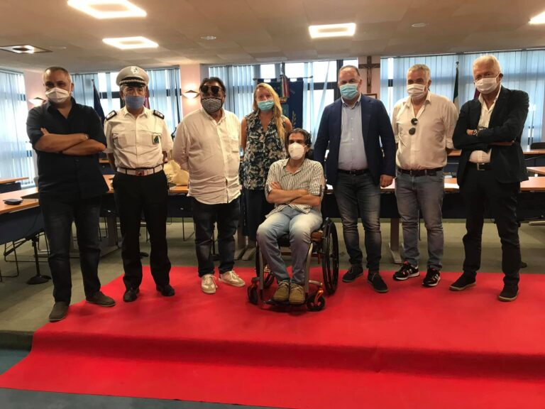 Trasporto disabili, parte da Montesilvano il nuovo servizio di prenotazione