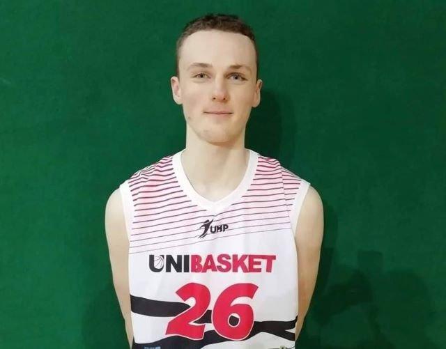 Vlad Bantsevich confermato nel roster dell'Unibasket Lanciano 2020 – 2021