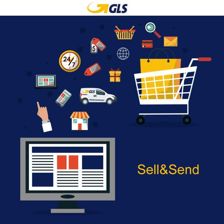 GLS Sell&Send: automatizzare e semplificare la gestione dei tuoi ordini e-commerce è SEMPLICE