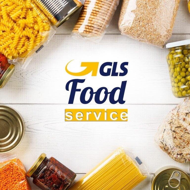 FoodService con GLS per la spedizione di generi alimentari