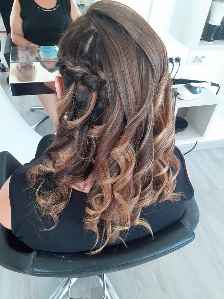 Elisa Hair Style la parrucchiera nei giorni più importanti