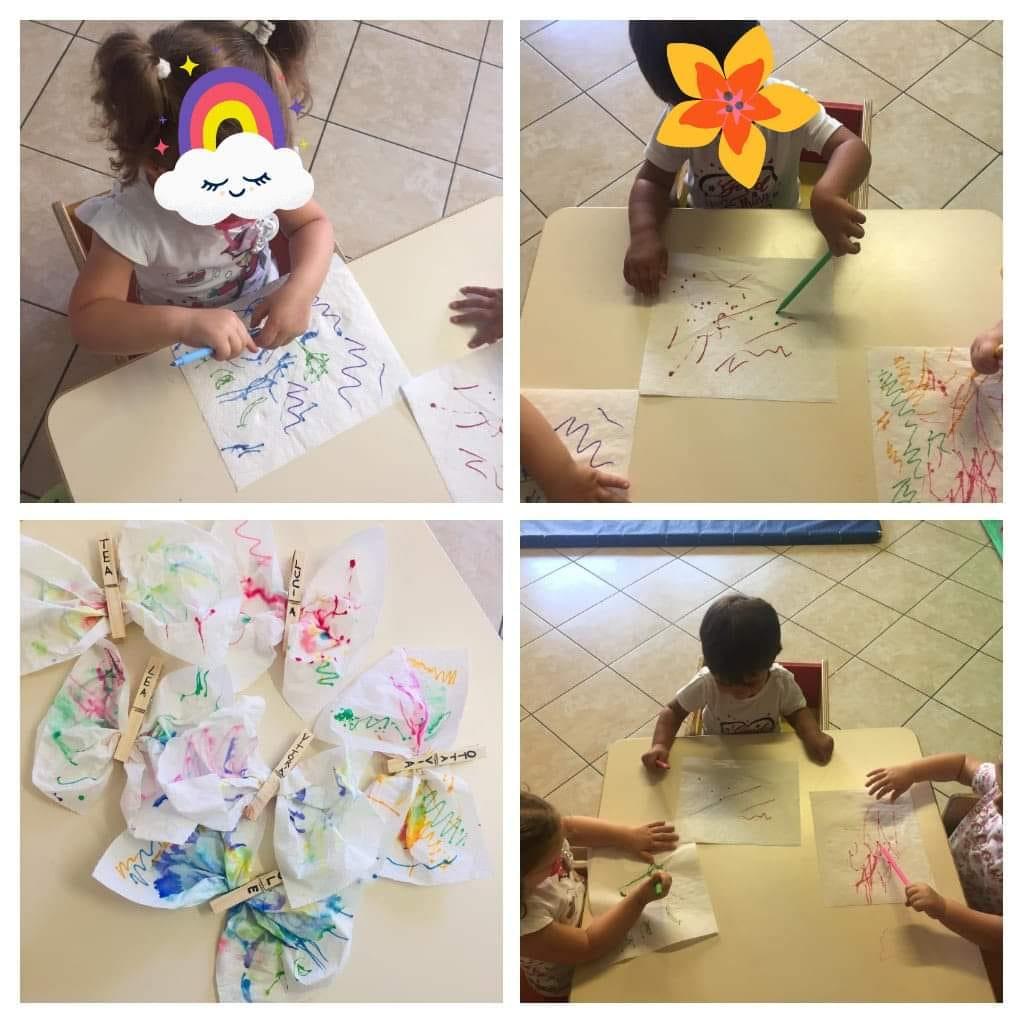 Inserimento all'Asilo Sirena: occasione di scambio e di crescita per bambini e maestre!