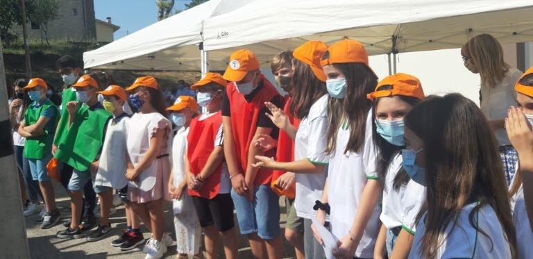 Cermignano, inaugurata la scuola media: pronta ad accogliere gli studenti FOTO