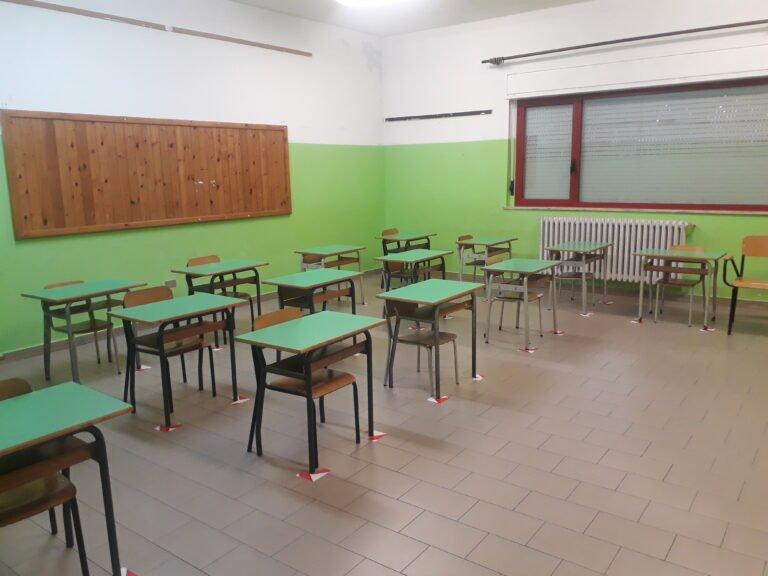 Martinsicuro tutto pronto per il ritorno a scuola: tutti gli interventi FOTO