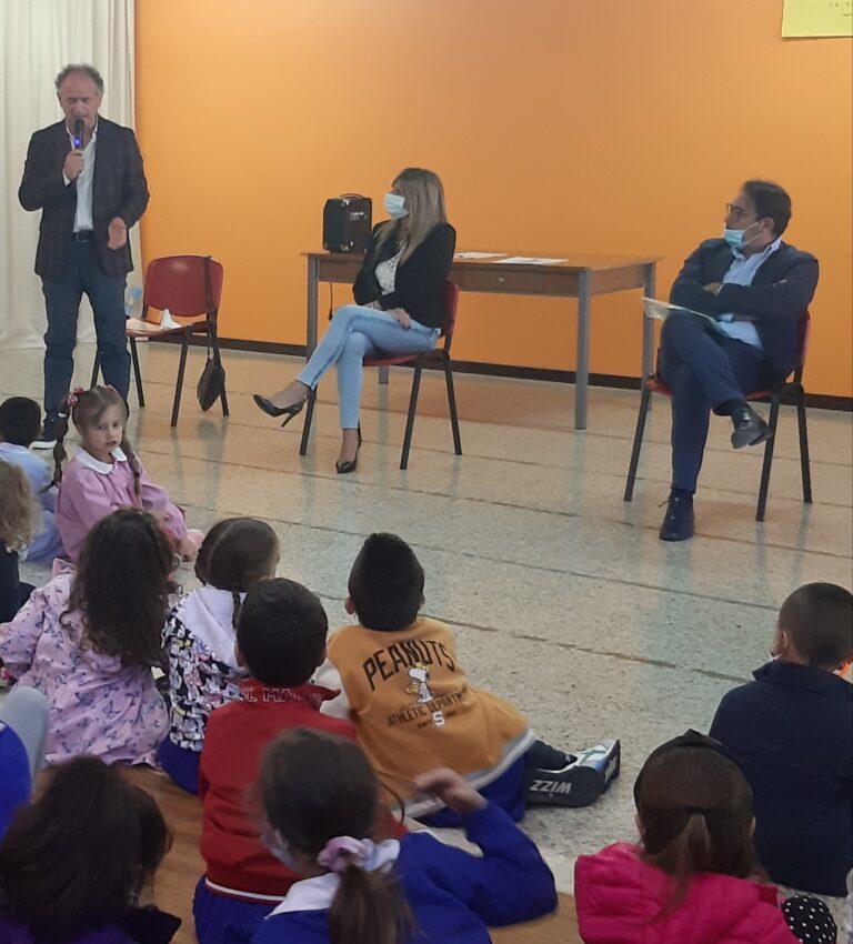 Teramo: rete tra l'IC Falcone e Borsellino, Acli e amministrazione per l'inizio dell'anno scolastico FOTO