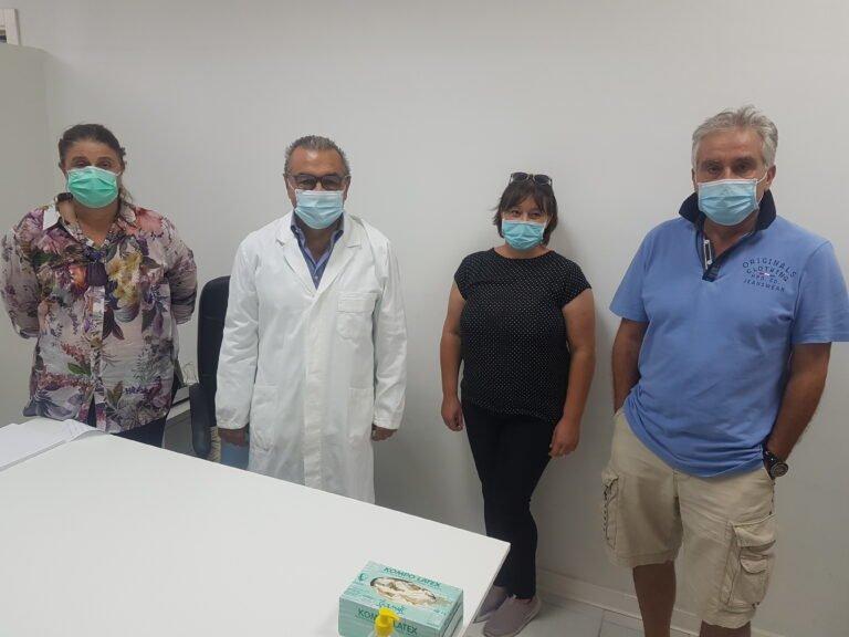 Giulianova, donato un mammografo ad un presidio ospedaliero del Senegal