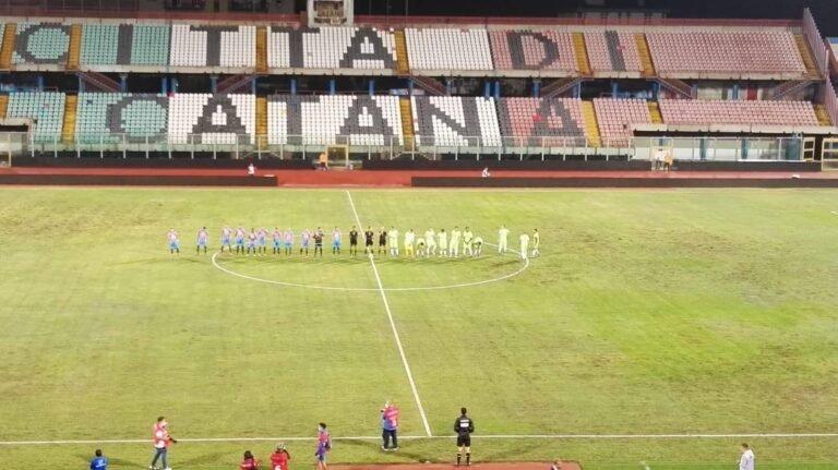 Coppa Italia, impresa del Notaresco a Catania. Fuori il Pineto