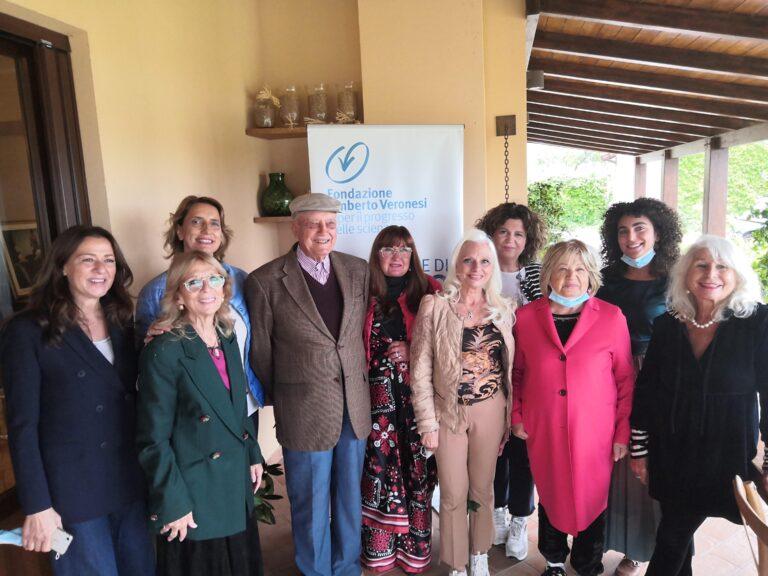 Fondazione Veronesi: fondi raccolti durante la festa d'autunno a Torano Nuovo
