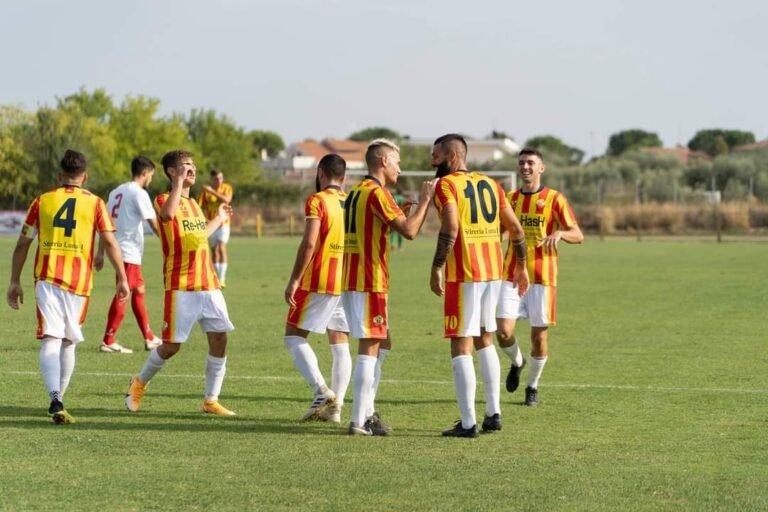 Coppa Italia Promozione, la Sant stende il Casoli 2-0