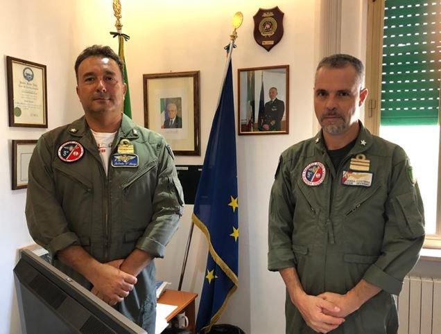 Guardia Costiera Pescara: D'Arrigo nuovo comandante del Nucleo aereo