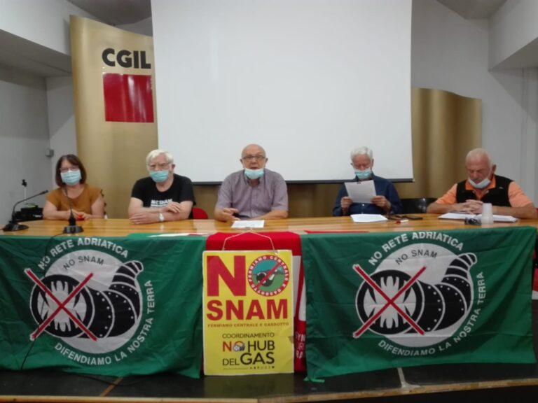 No Hub del Gas: ecco il dossier sulla Snam