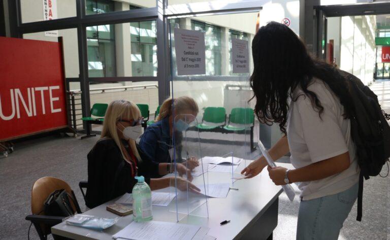 Università di Teramo, test d'ingresso Veterinaria: complimenti dal Ministero per l'organizzazione in sicurezza FOTO