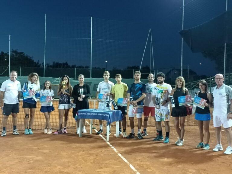 Tennis, il risultato delle finali del Torneo Nazionale Città di Silvi e Città Sant'Angelo