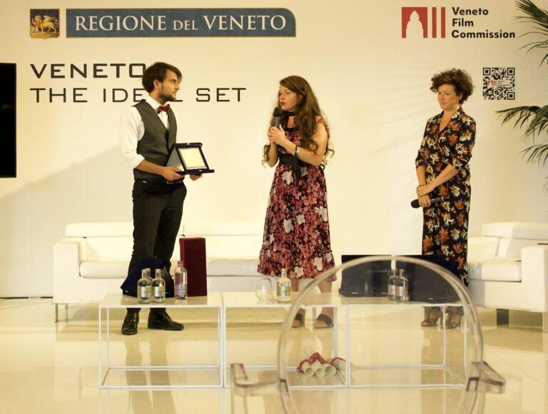 Silvi, ancora riconoscimenti alla Mostra del Cinema di Venezia: premiato il regista Davide Lupinetti