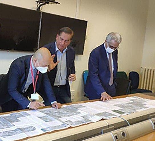 Linea veloce Roma-Pescara-L'Aquila: RFI presenta il progetto al Ministro
