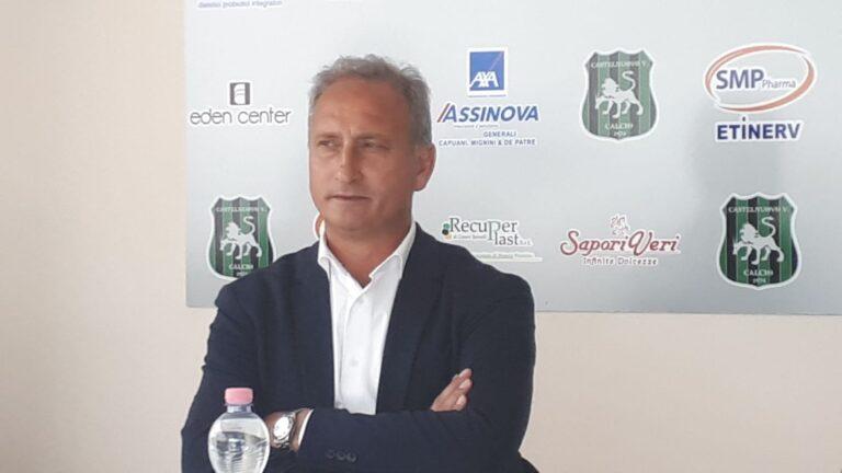 Serie D, calendario del girone F: il commento del presidente del Castelnuovo Vomano