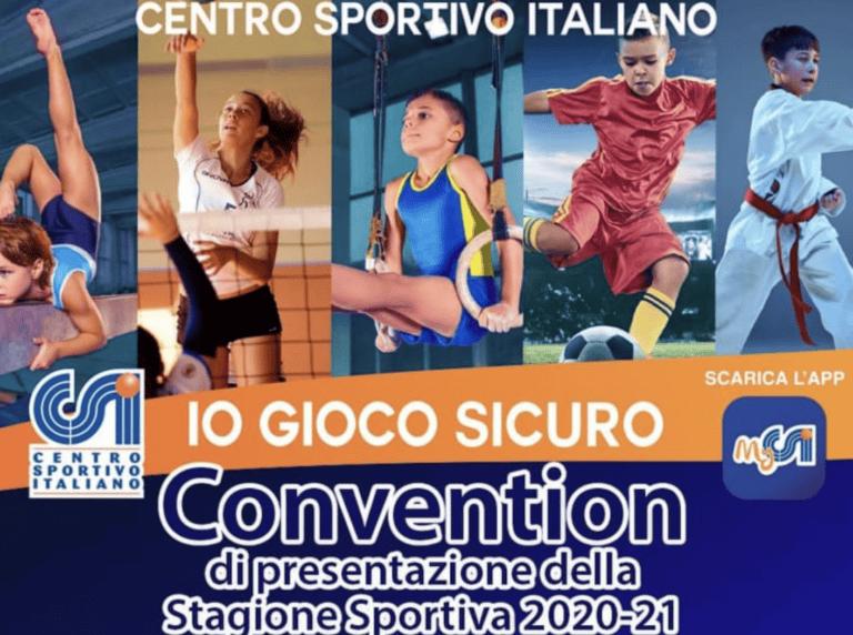 Giulianova, il CSI Teramo presenta la nuova stagione sportiva