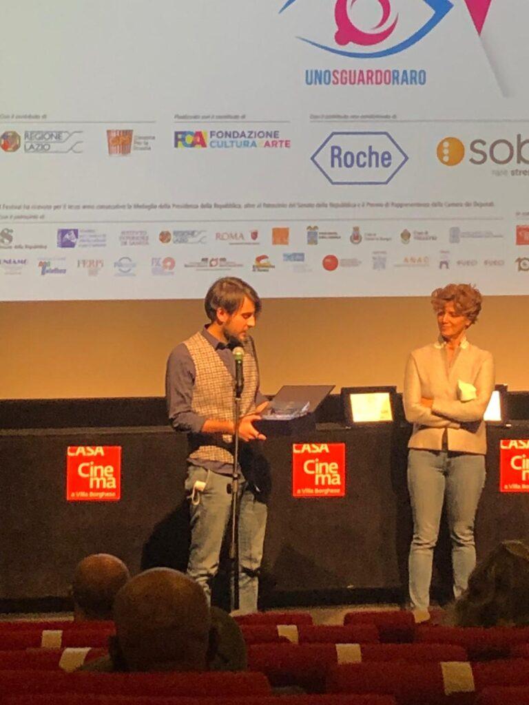 Mostra del Cinema: ancora riconoscimenti al regista di Silvi Davide Lupinetti FOTO