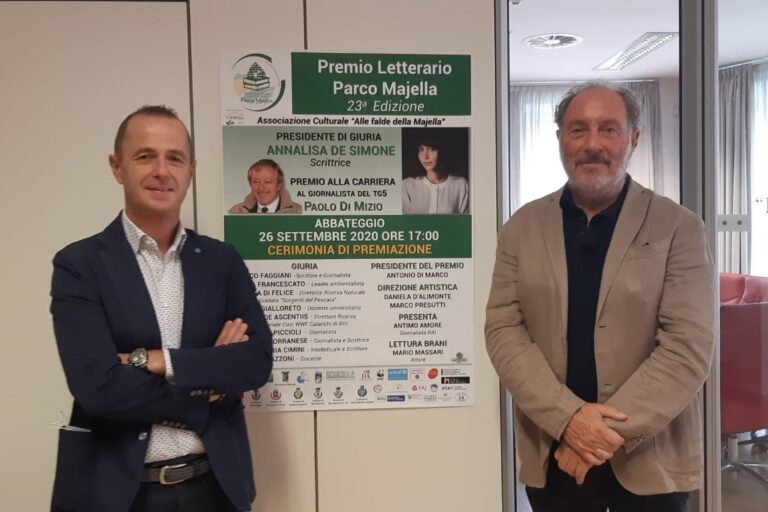 Premio Parco Majella 2020: ecco giuria e rosa dei finalisti