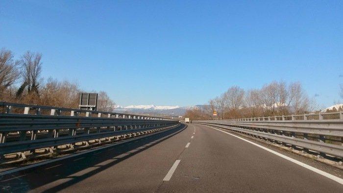 Strada dei Parchi. Acerbo: Abruzzo e Lazio si costituiscano parte civile