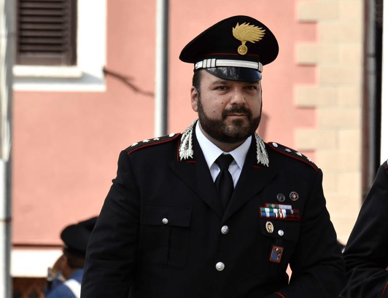 Avezzano, il capitano Fiano saluta: destinato al nucleo investigativo ad Ascoli