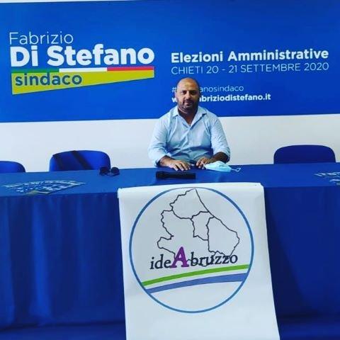Elezioni Chieti, Andrea Di Ciano: 'L'amministrazione comunale deve essere vicina ai cittadini'